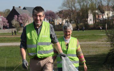 #ACTION – Ramassage de Printemps Wallonie Plus Propre