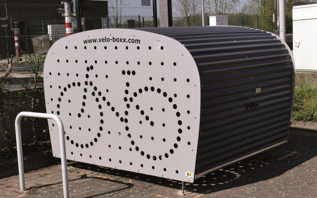 Parkings sécurisés pour vélo à Lessines ? Question au Collège Echevinal